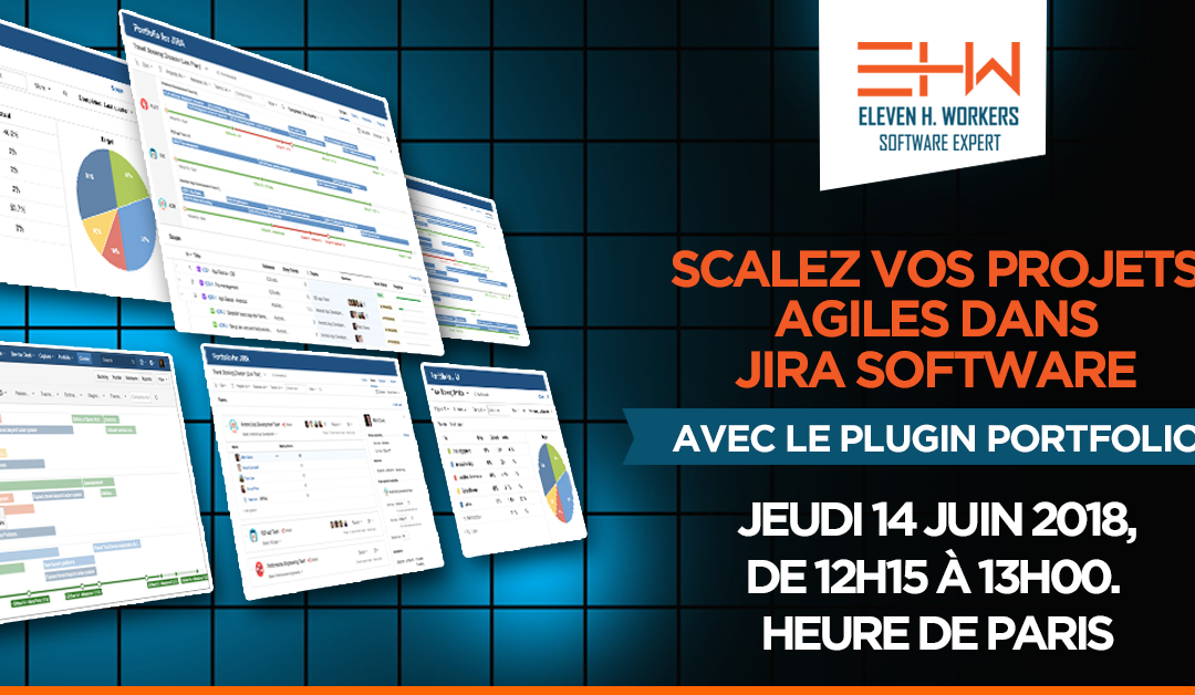 La planification de roadmap agile dans Jira Software — Avec le plugin Portfolio