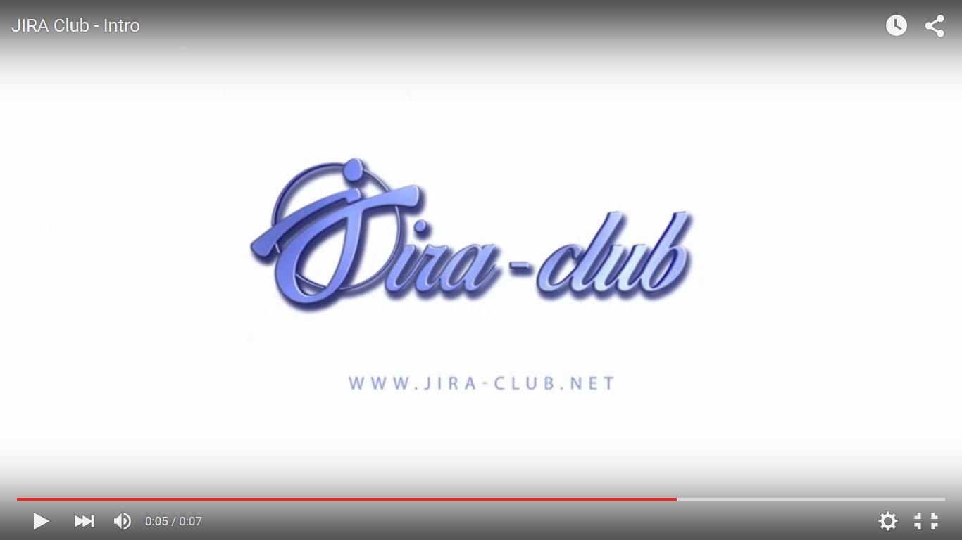 Image d'une intro vidéo JIRA Club