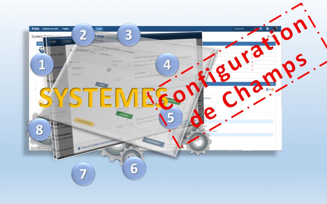Le système de configuration de champs