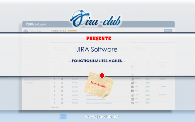 JIRA Software – Fonctionnalités agiles