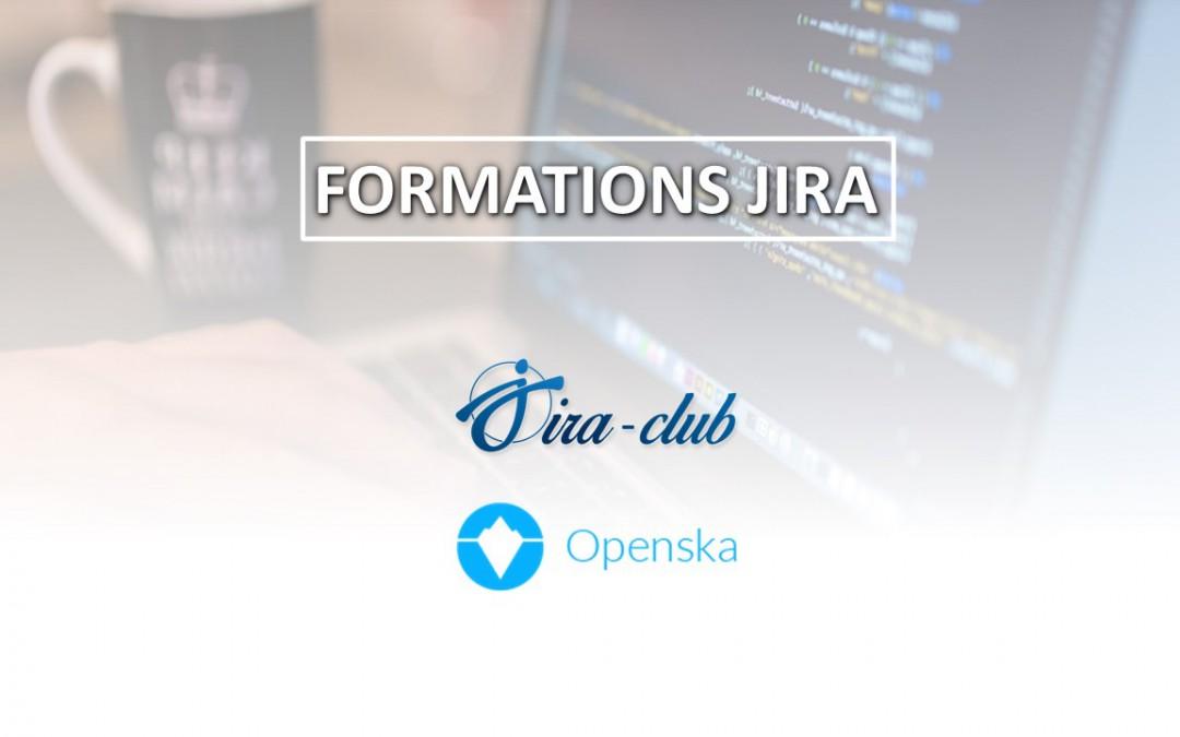 OPENSKA : Le partenaire formation de  JIRA Club