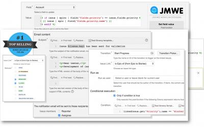 Les 7 merveilles de JIRA Misc Workflow Extension