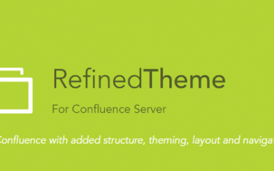 Refined Theme For Confluence